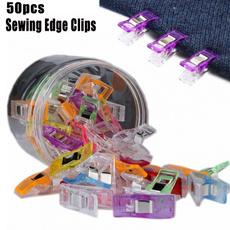 sewingknittingsupplie, edgeclip, boundclip, Knitting