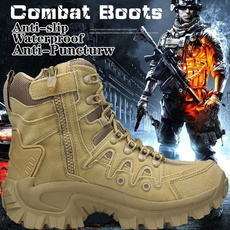 Sneakers, Outdoor, Hiking, Combat