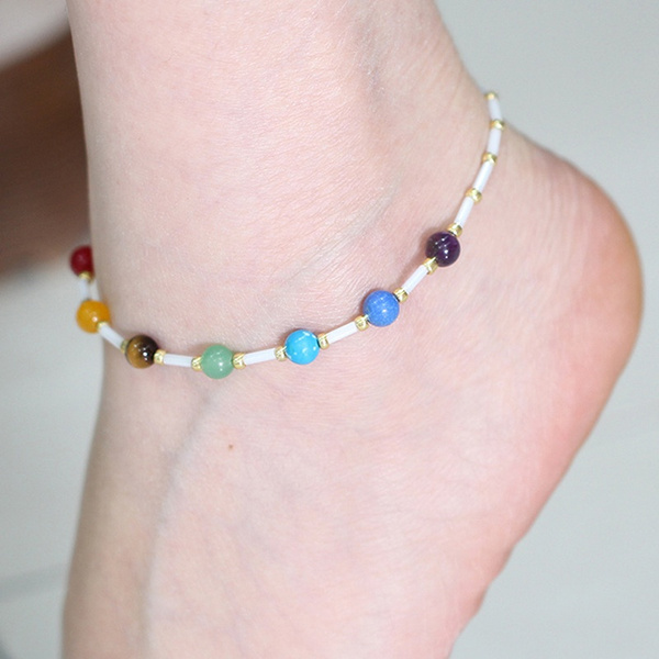 Fashion, Anklets, Gifts, Beaded