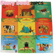 usborne, cartoonfarmstorybook, Education, Pictures