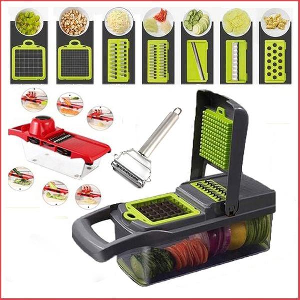 potatograter, dicingblade, Kitchen & Dining, vegetableslicer