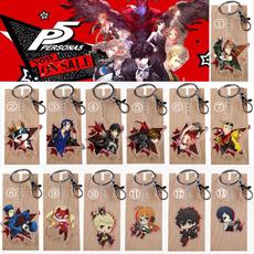 Toy, Key Chain, personaacrylickeychain, Key Rings