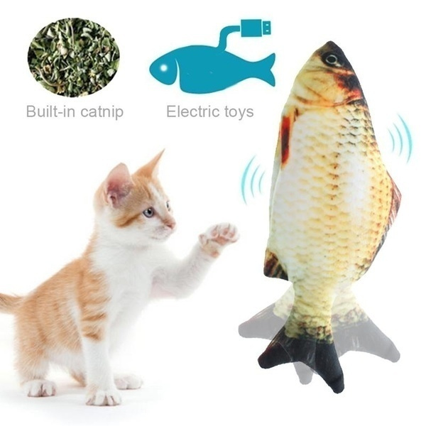 fishtoy, cattoy, Toy, Electric