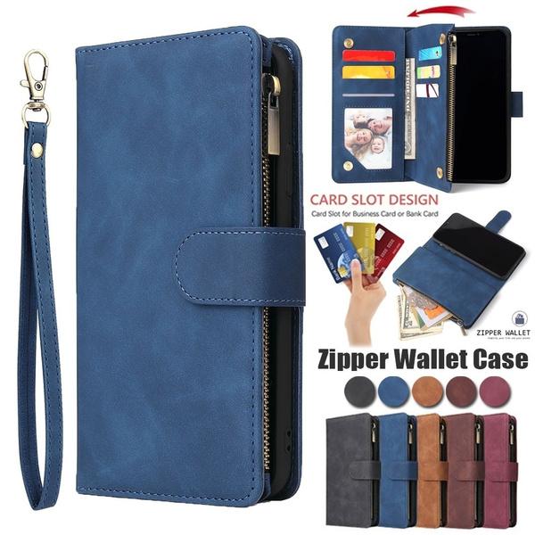 case, samsunggalaxys8pluscase, Samsung, iphonewalletzippercase
