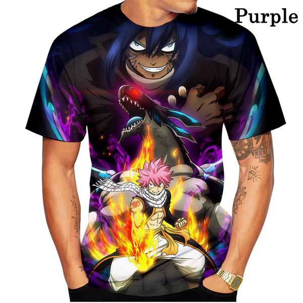 Mens T Shirt, Fashion, Shirt, fairytailtshirt