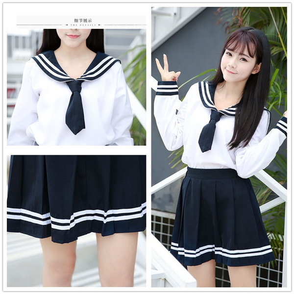 School Uniforms, School, Cosplay, Sleeve