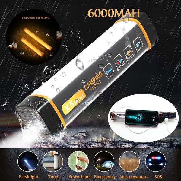 Flashlight, campingsticklamp, led, portable
