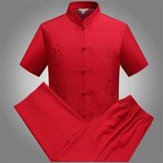 kungfuclothing, blouse, hanfu, Shirt