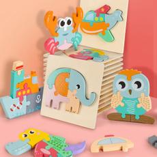 animalpuzzle, Toy, 3dpuzzlejigsaw, 3dwoodenpuzzle