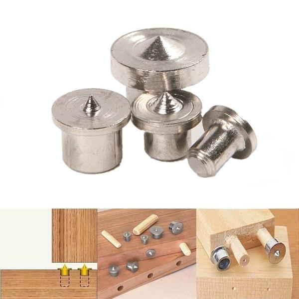 Steel, wooddowelpin, dowelpoint, drillhole