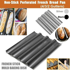 Bakeware, baguette, FRENCH, Baking