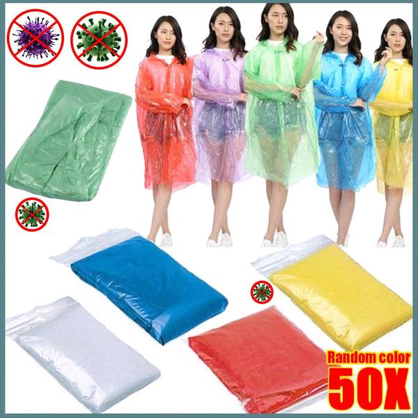 Fashion, antibacterialisolationsuit, raincoat, emergencyraincoat
