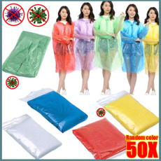 Fashion, antibacterialisolationsuit, raincoat, emergencyraincoat