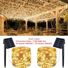 waterprooflightstring, Outdoor, led, Garden