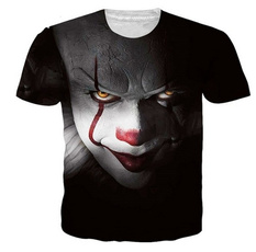 King, Fashion, 3dmentshirt, men3dprintshirt