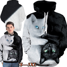 Fashion, Long sleeved, Sweaters, Cats