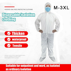 protectiveclothing, antibacterialisolationsuit, Tools & Supplies, Suits