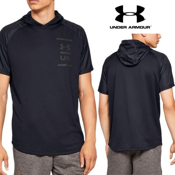 Fashion, Sleeve, Under Armour, short sleeves