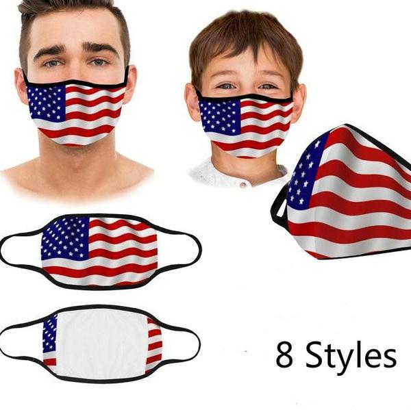 mouthmask, unisex, Masks, American
