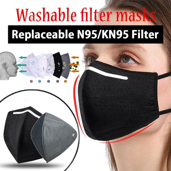 reusablefilter, mouthmask, safetymask, Masks