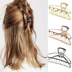 barrettesforwomen, hairclaw, Metal, Hair Pins
