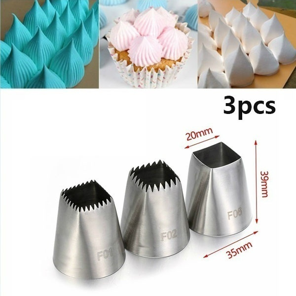 Bakeware, icingpipingnozzle, Kitchen & Dining, Flowers