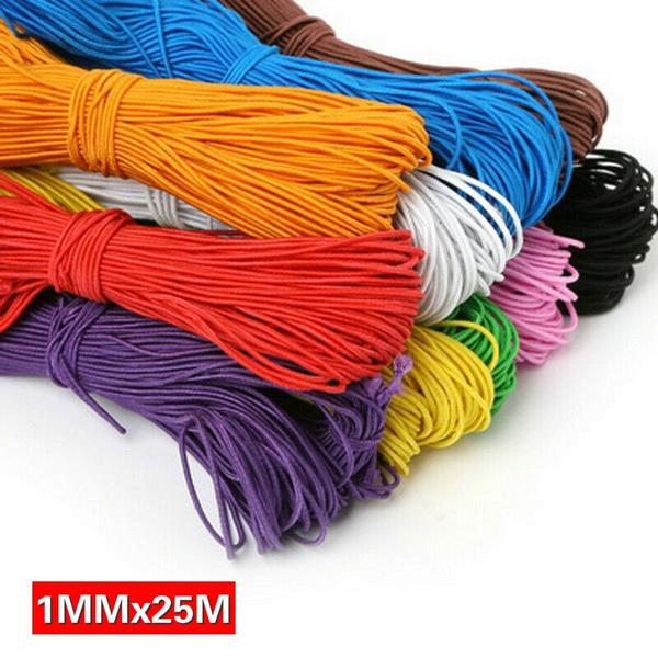 Craft Supplies, Fashion, Home Decor, Elastic