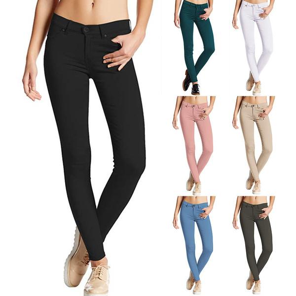 womenstrouser, trousers, washing, Fashion
