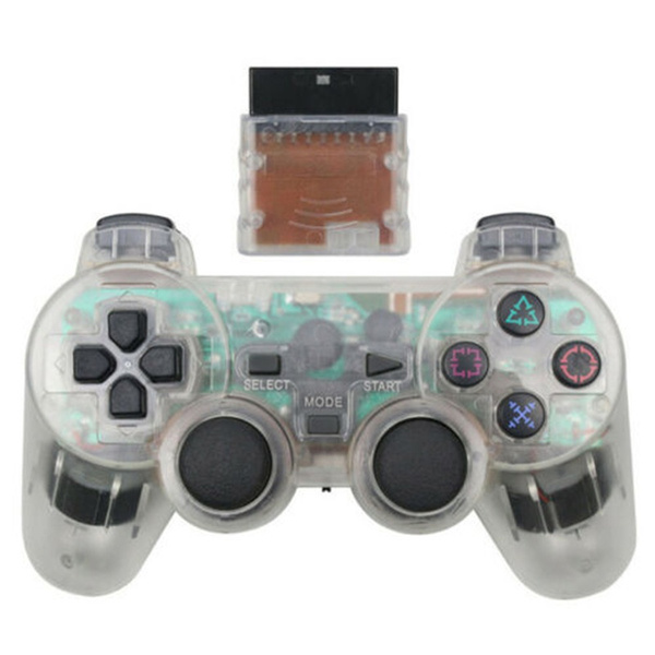 doublevibrationhandle, wirelesscontrollerforps2, Console, ps2wiredhandle