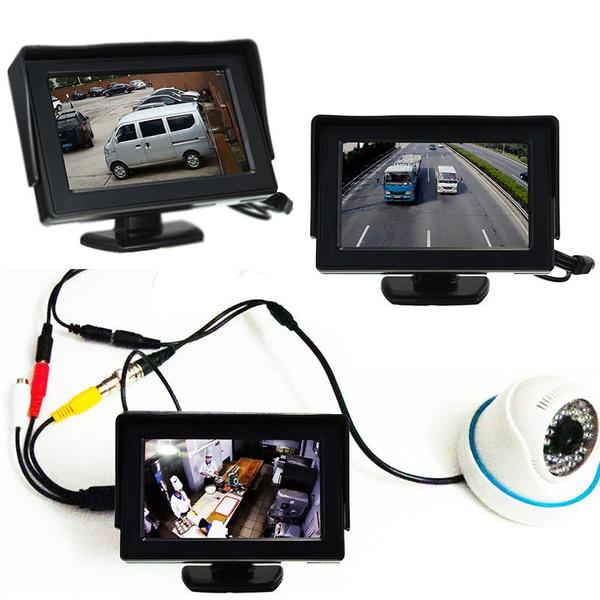 rearfrontviewradar, Monitors, rearviewradar, Camera