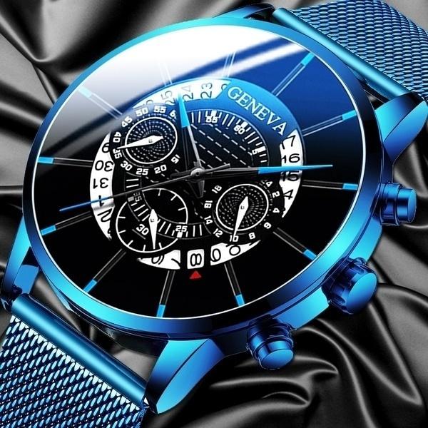 quartz, Round Watch, Watch, Fashion Accessory