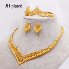 Bridal, womenampgirlsampampampampladiesjewelryset, Bracelet, Earring