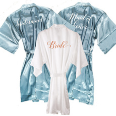 Bridesmaid, gettingmarried, bridesmaidrobe, Satin