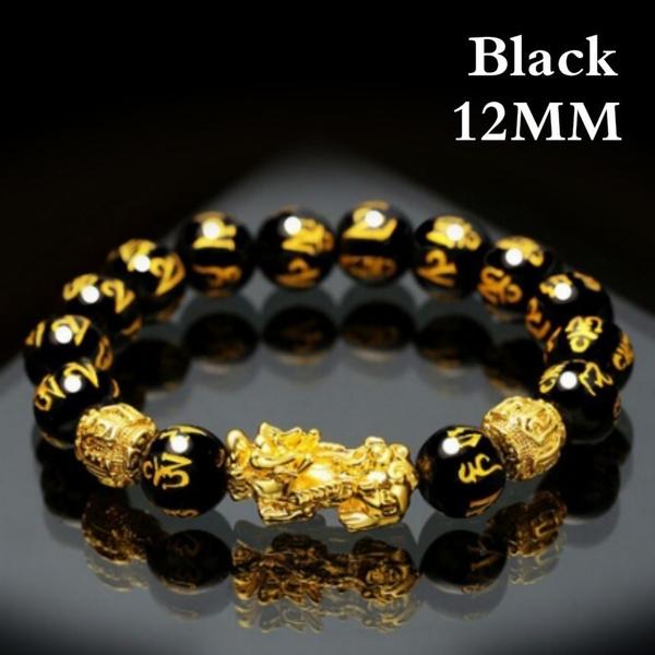 goldplatedbracelet, Charm Bracelet, Charm, Beaded Bracelets