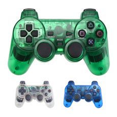 wirelesscontrollerforps2, sonyplaystation2, vediogameconsole, Console