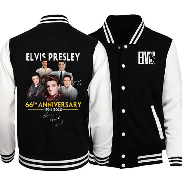 Elvis, Fashion, King, unisexbaseballjacket