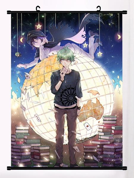 animescroll, Anime & Manga, Wall Art, Home Decor