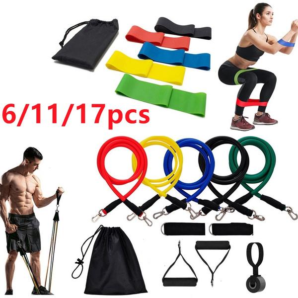 latex, elasticrope, trainingband, Yoga