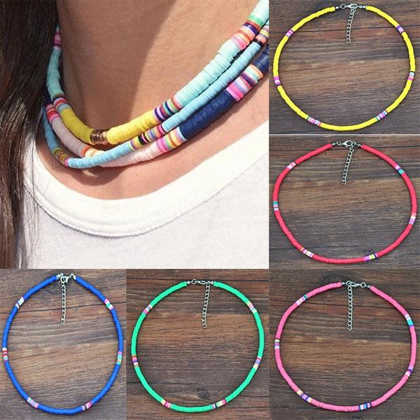 polymer, Fashion, Choker, Jewelry