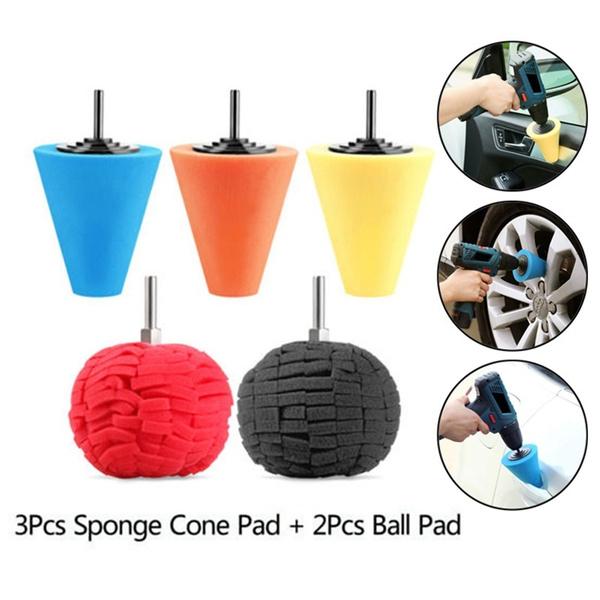 spongefoampadpolishing, ballpad, Tool, Wax