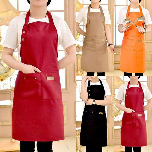 cookingdres, Kitchen & Dining, unisexwaterproof, Canvas