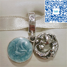 Sterling, Silver Jewelry, charmbead, Jewelry