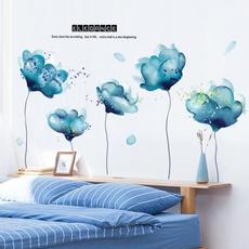Home Decor, Fashion wall sticker, Stickers, bedroom