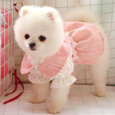Summer, Pet Dog Clothes, Fashion, Dress