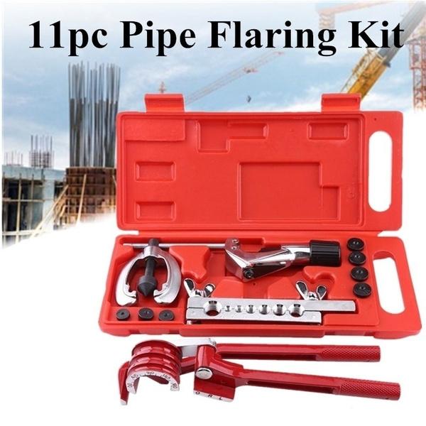 pipeflaring, bendingtool, flaretoolkit, Kit