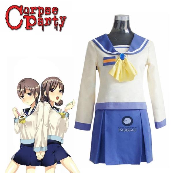 Corpse Party Naomi Nakashima Ayumi Shinozaki Ms Yui Shishido Seiko Shinohara Mayu Suzumoto Cosplay Costume Wish