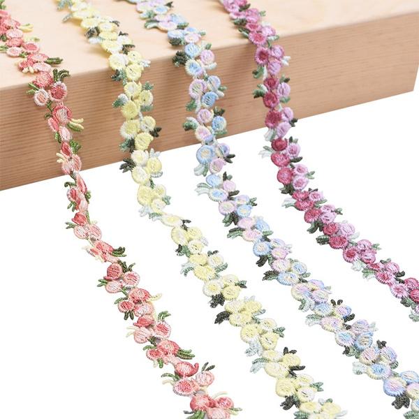 lace trim, Flowers, Lace, flowerlacetrim