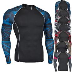 Tops & Tees, compressionshirt, Outdoor, longsleevestshirt