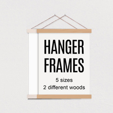 Photo Frame, printhanger, Wall Art, hangerframe
