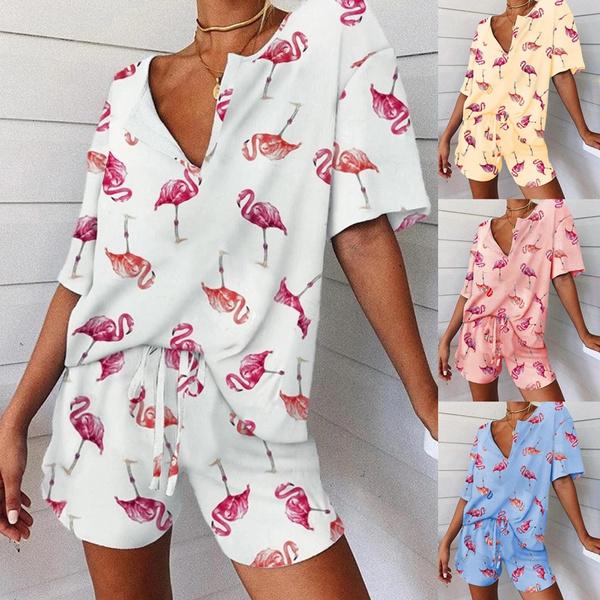 Summer, Plus Size, women track suit, Sleeve
